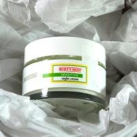 Spotlight: Burt's Bees Night Cream