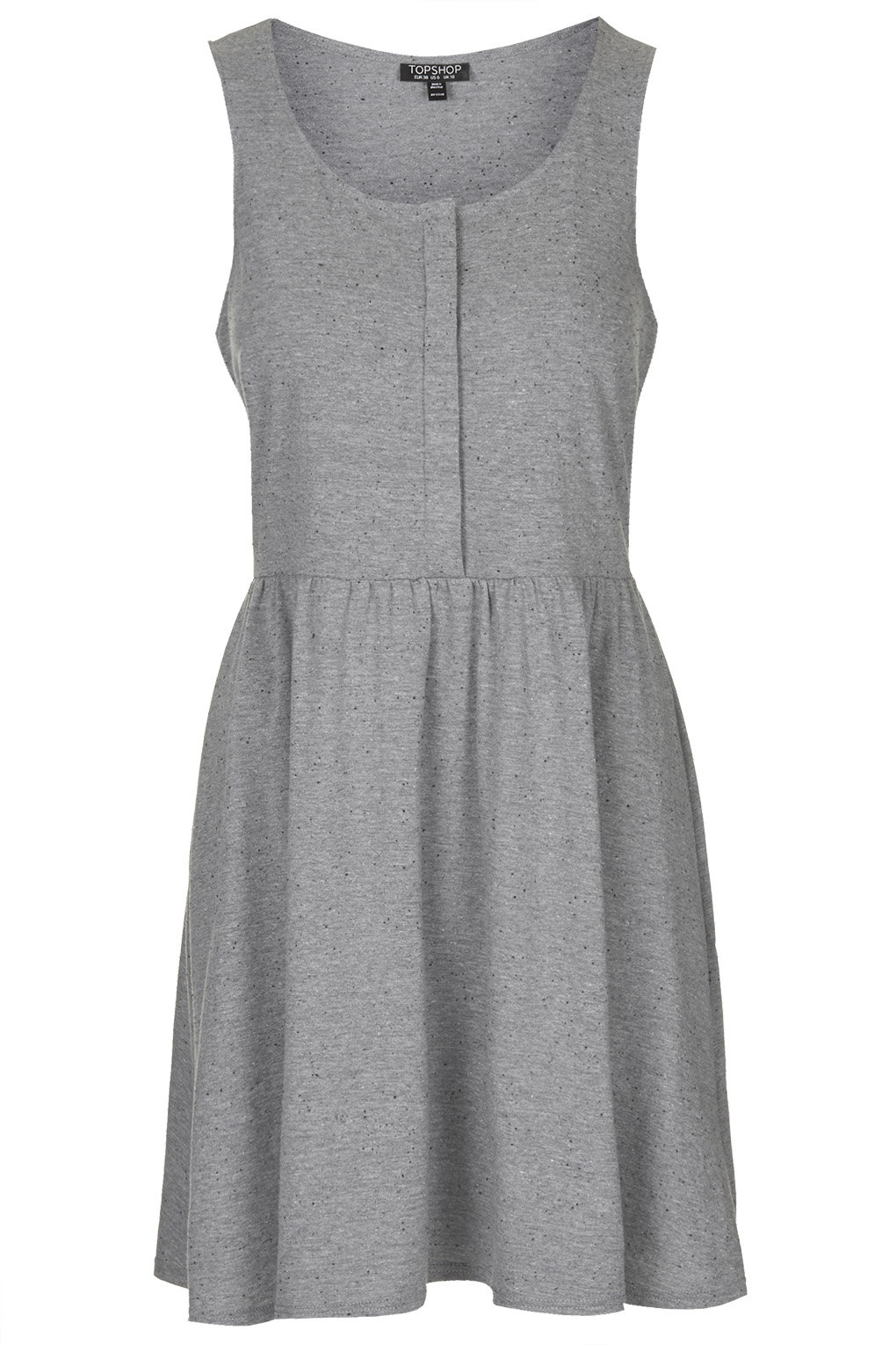 Current Crush: Topshop Sleeveless Smock Dress